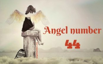 44 Angel Number - Angelic Message - Guardian Angel Guide